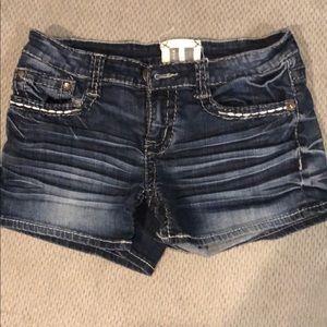 Like new jean shorts